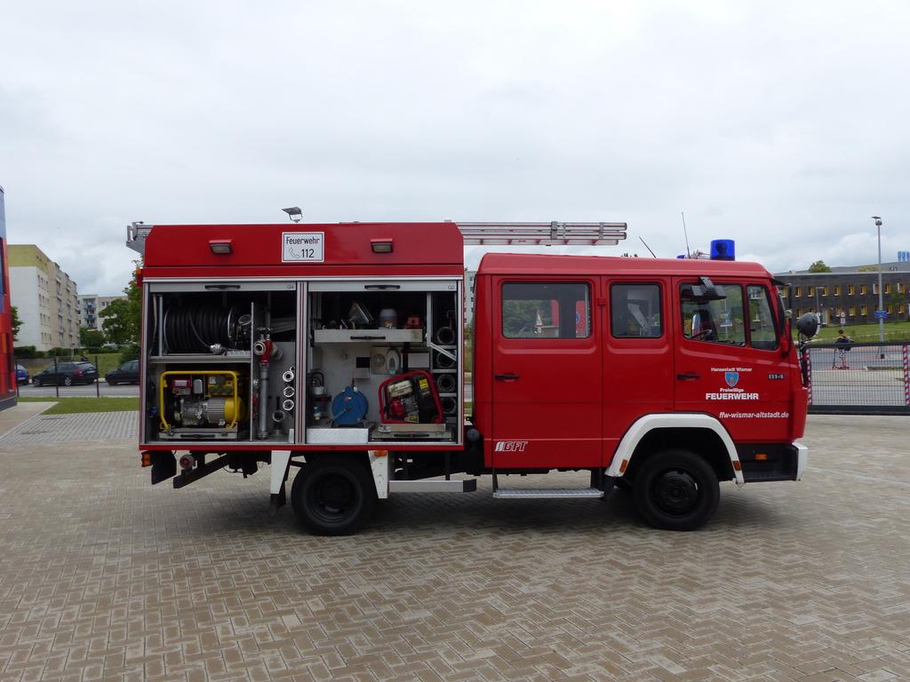 Feuerwehr Wismar